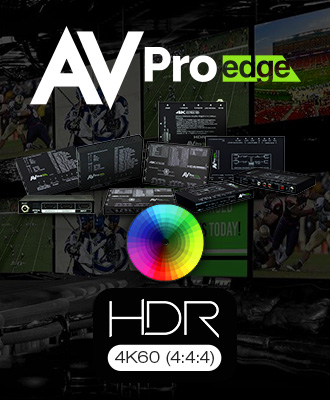 AVPro Edge Training